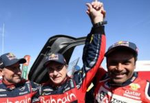 Dakar Rally: Carlos Sainz wins third title as Fernando Alonso finishes 13th