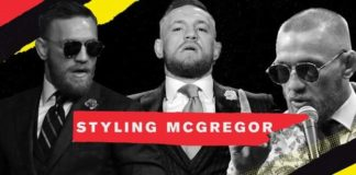 Meet the man behind McGregor's custom-made suits & swag