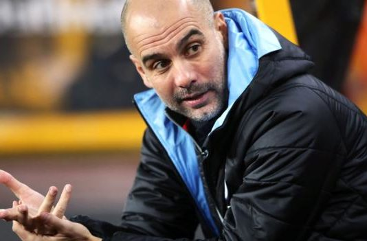 Pep Guardiola: Manchester City boss '100% staying' with the Blues next season