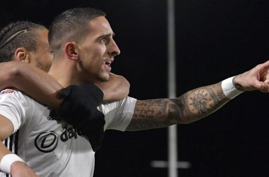Fulham 1-0 Middlesbrough: Anthony Knockaert sends Whites third with winner
