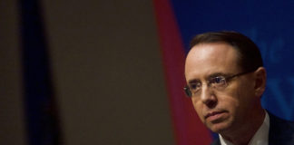 Rod Rosenstein says he made call to release Strzok-Page texts