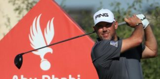 Abu Dhabi Championship: Lee Westwood wins by two shots
