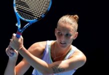 Australian Open: Karolina Pliskova through to second round