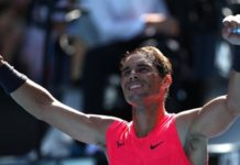 Australian Open: Rafael Nadal through; Dominic Thiem, Fabio Fognini also win