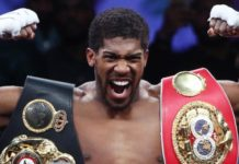 Eddie Hearn confirms meetings over Anthony Joshua fight in Kinshasa