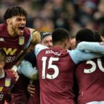 Aston Villa 2-1 Leicester City (Villa win 3-2 on aggregate): Villa into Carabao Cup final