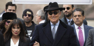 Roger Stone sentenced to over three years in prison