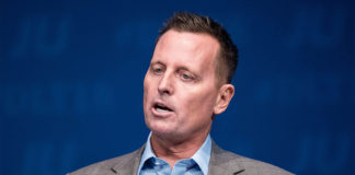 Richard Grenell finds modest Republican support for intelligence post
