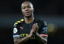 Raheem Sterling says Real Madrid are a 'fantastic club' but is 'really happy' at Manchester City
